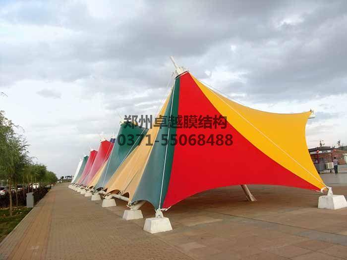 景观膜结构之帐篷实例
