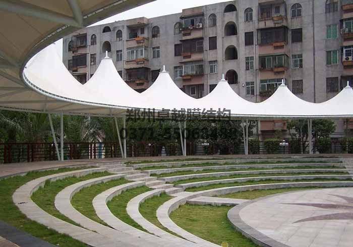 广场/公园膜结构实例二