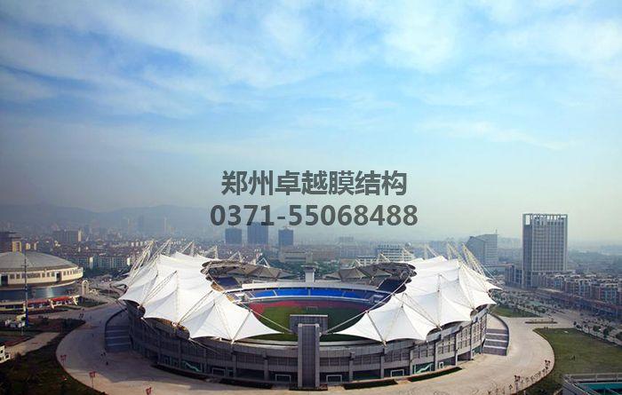 体育场馆膜结构实例三-赛马场