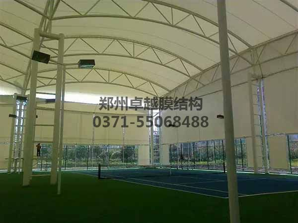 网球/羽毛球馆顶棚膜结构实例二
