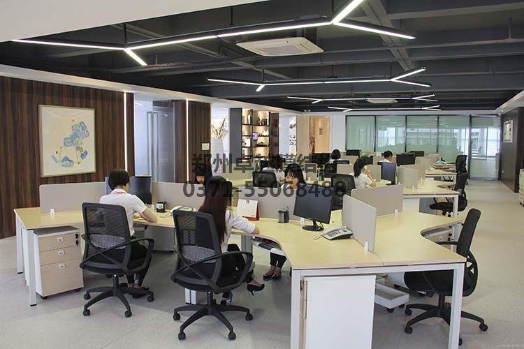 卓越膜结构办公室实拍