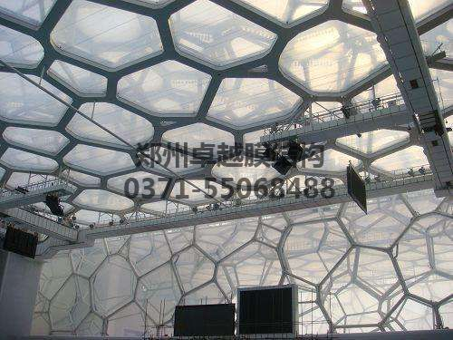 ETFE膜材的实际应用图