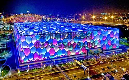 水立方是应用ETFE膜材面积最大的建筑物