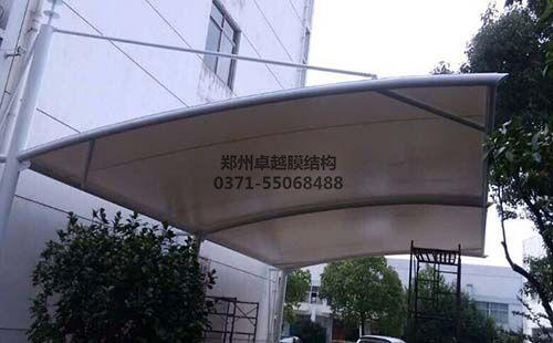 忻州供电公司膜结构车棚