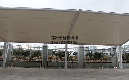 邯郸康诺食品公司车棚