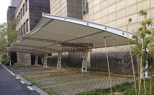 邯郸宏大化纤机械公司车棚