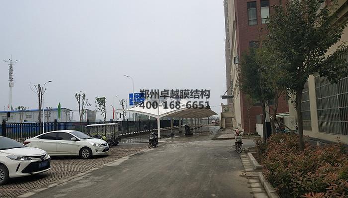 郑州中某县晨阳路汽车棚