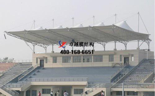 广汉市膜结构看台【中国民用航空飞行学院等】设计施工案例
