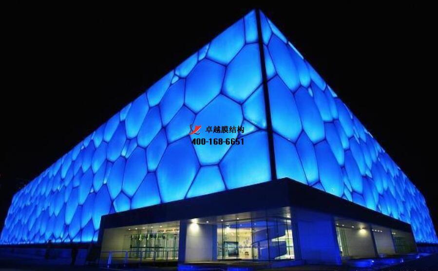 ETFE膜结构设计施工