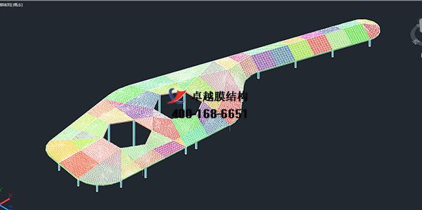膜结构设计