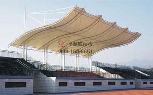 玉溪膜结构舞台【玉溪师范学院舞台】设计施工案例