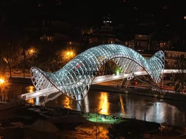 钢结构建筑桥梁