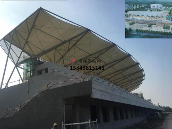 山西太原膜结构体育馆