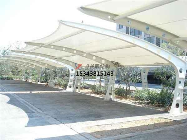 阿图什市膜结构雨棚工程设计施工案例