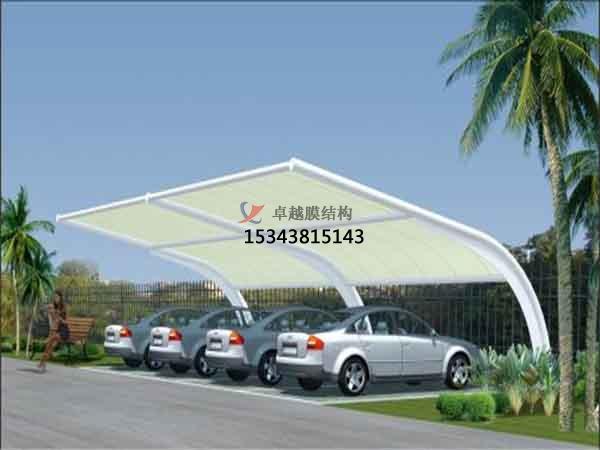 阿克苏市膜结构雨棚工程设计施工案例