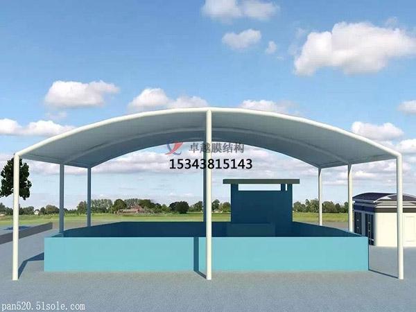 膜结构设备防雨棚