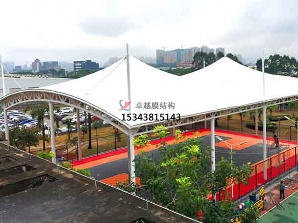 上海<font color='red'>膜结构厂家</font>【生产设计】