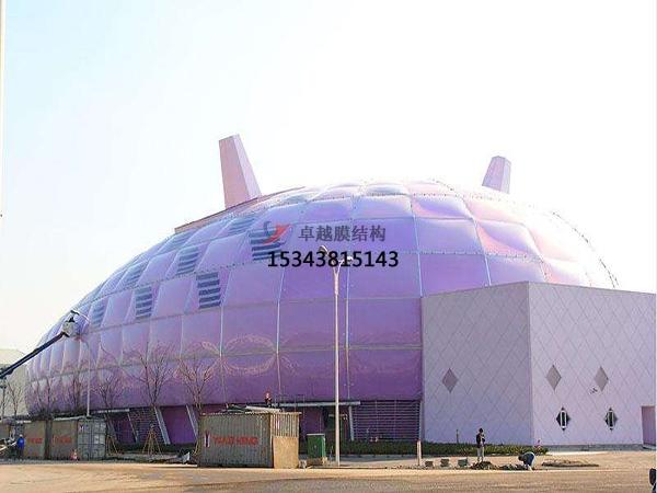陇南市ETFE膜结构