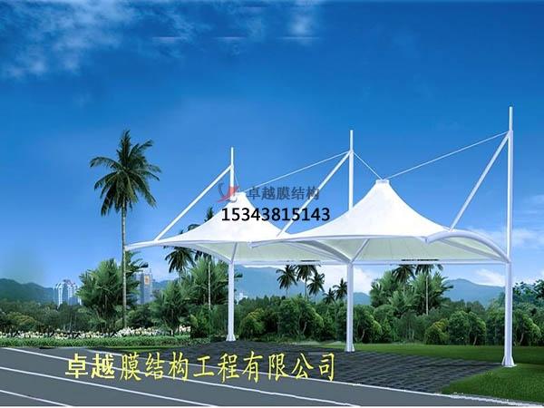 上海<font color='red'>膜结构车棚</font>【设计施工】