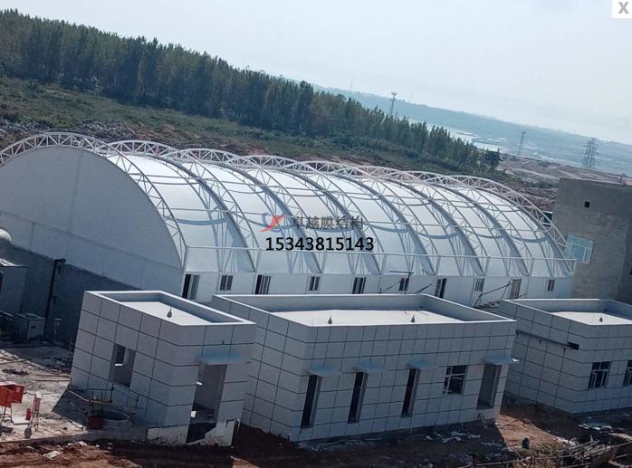 山东济南泰和新型膜结构厂房