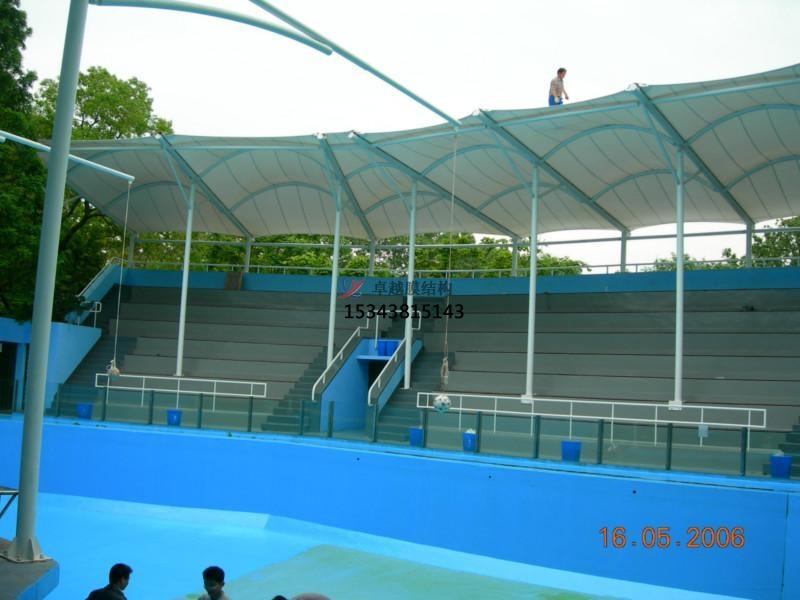 施甸膜结构看台/舞台/主席台设计施工安装生产厂家