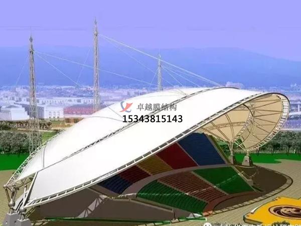 郑州舞台膜结构【设计施工】