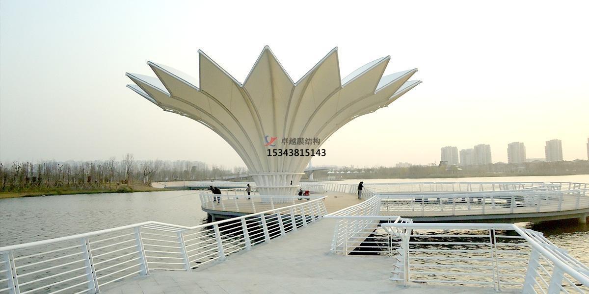 深圳膜结构景观