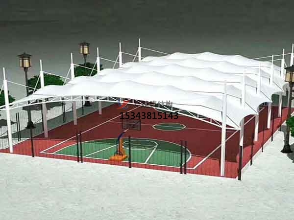 郑州体育场看台遮阳棚
