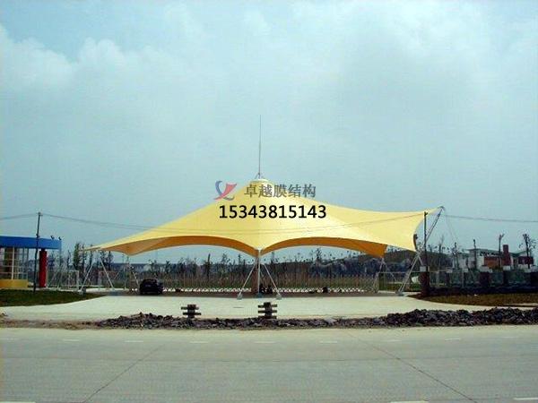 苏州张拉膜景观