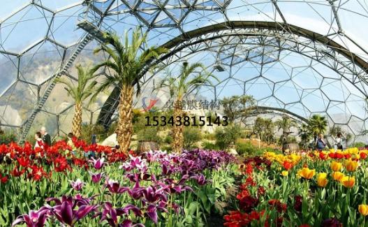 ETFE膜在植物温室中的应用