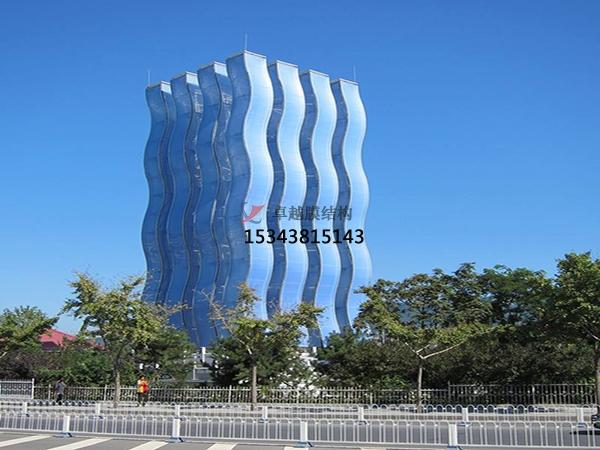ETFE膜结构——自带流量的广告建筑