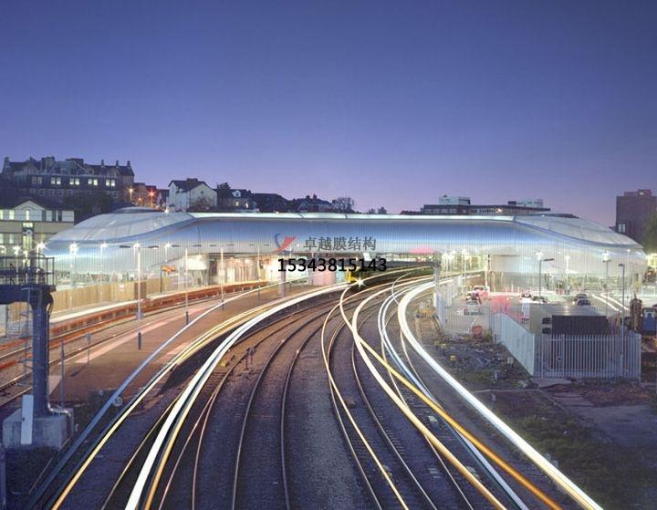 ETFE打造的奇特车站