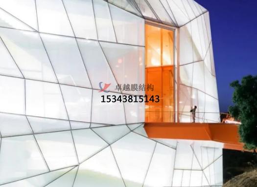 ETFE膜材大概多少钱一平方
