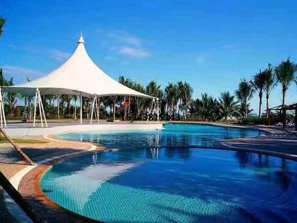 天津膜结构游泳馆