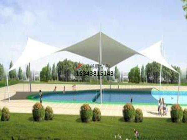 北京膜结构游泳馆