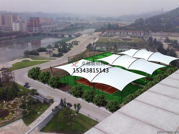 天津膜结构体育馆