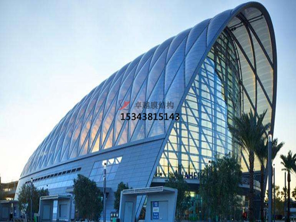 鹤岗ETFE膜结构【生产厂家】