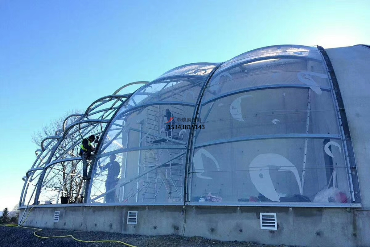 双鸭山ETFE膜结构【生产厂家】